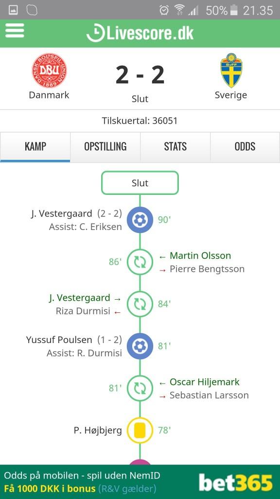 Danmark_vs_Sverige_Livescoredk